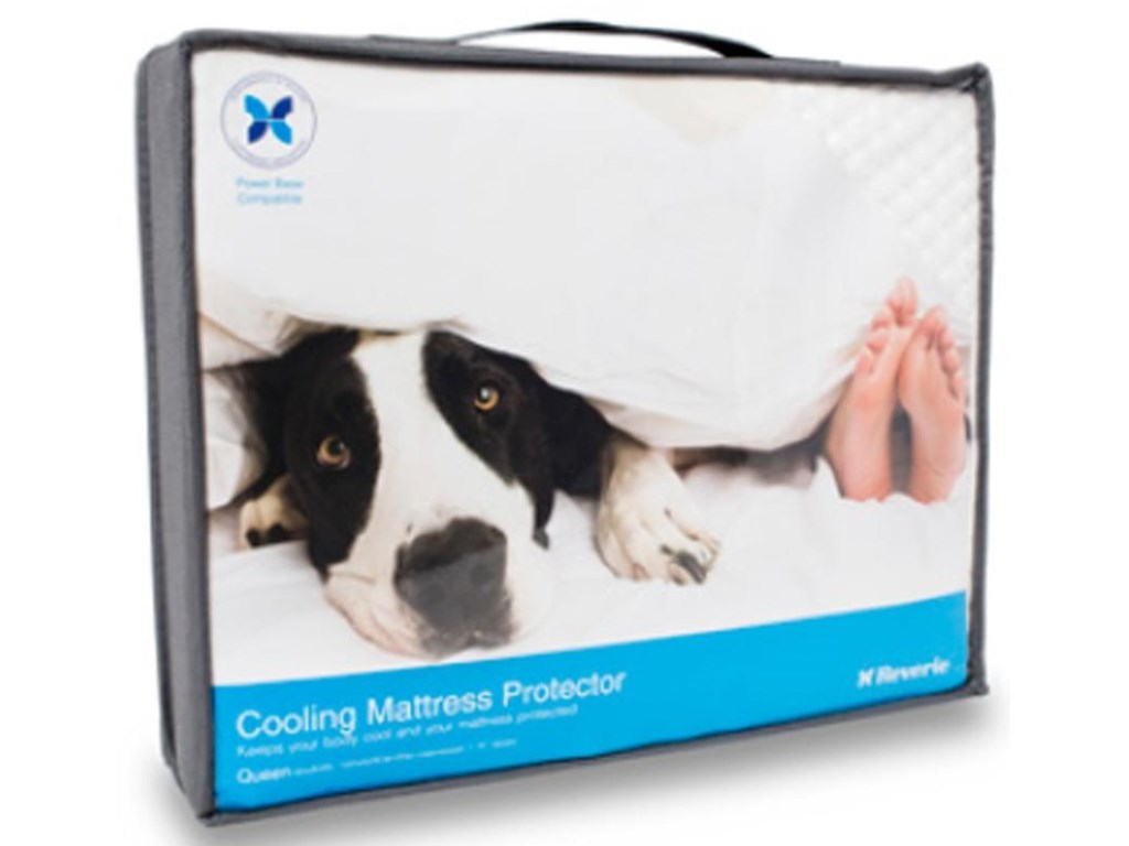 Ultimate Number Bed Cool Zone Mattress ProtectorKing Mattress Protector