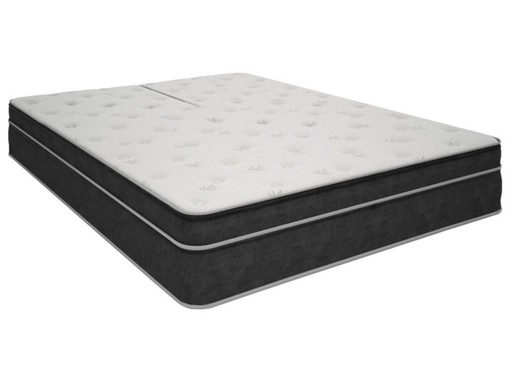 Ultimate Number Bed Ultra-Plush Comfort Q7Flex Head King Ultra Plush Air Chamber Matt