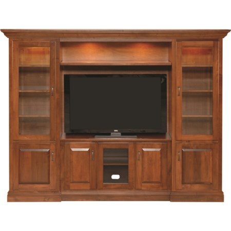 Customizable TV Wall Unit