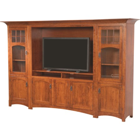 Customizable Hamilton Wall Unit