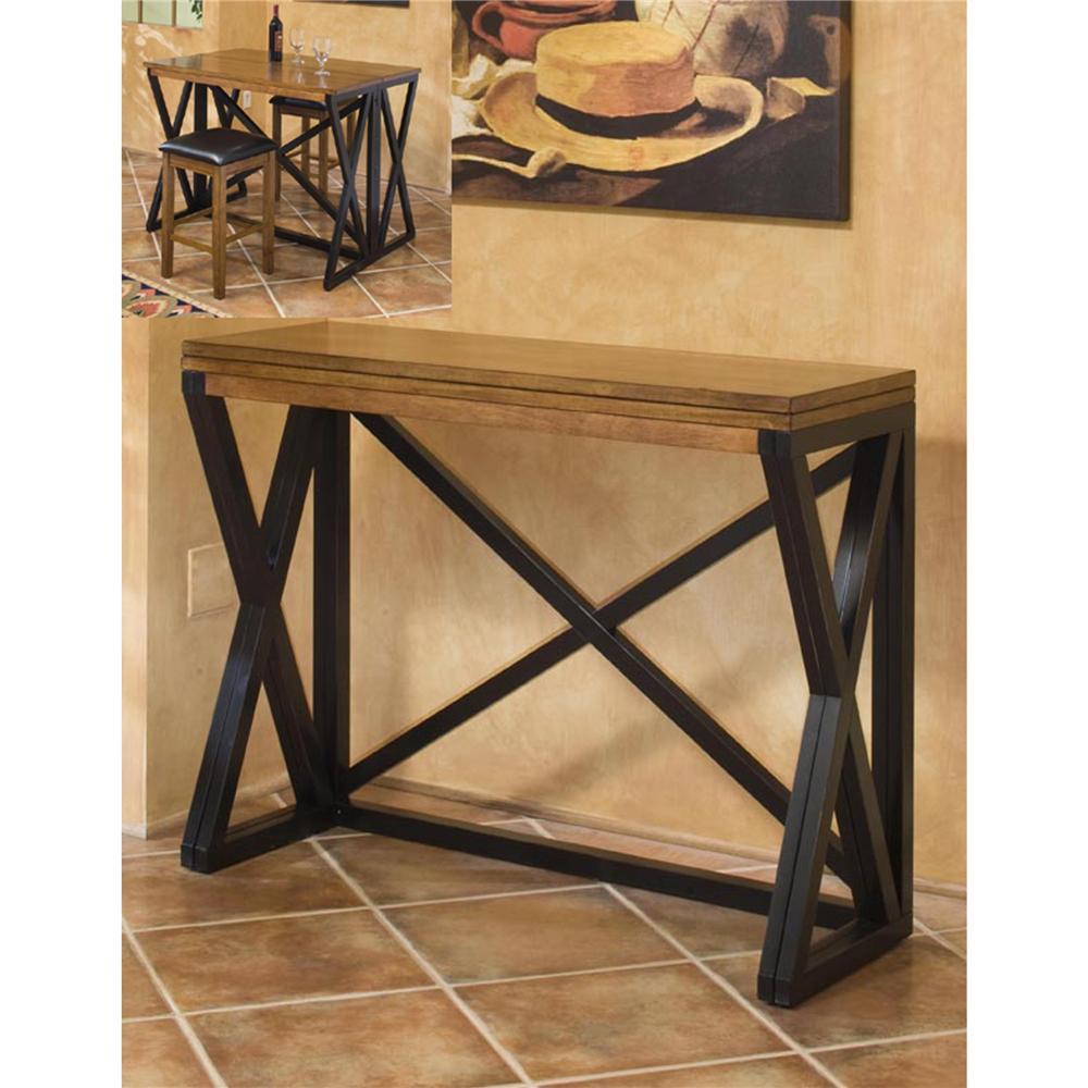 - Intercon Siena Folding Pub Table Wayside Furniture Kitchen Table