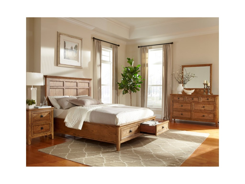 Intercon AltaQueen Bedroom Group