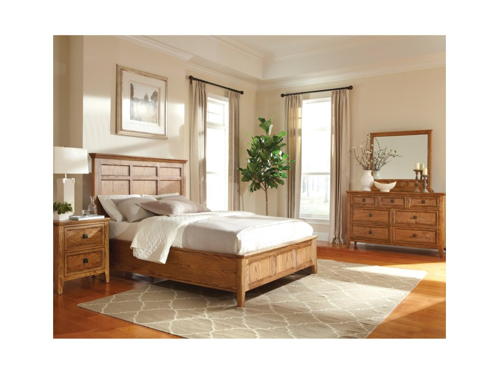 Intercon Alta7-Drawer Dresser