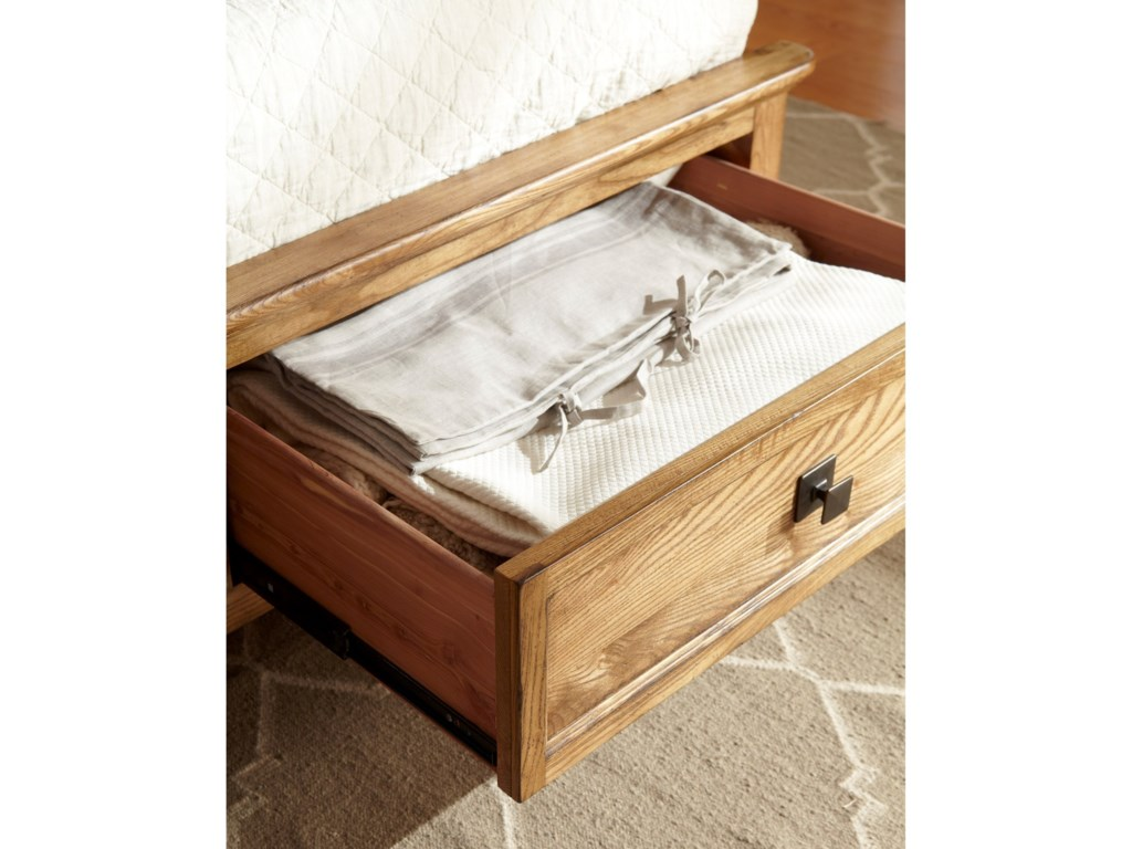 Intercon AltaQueen Storage Bed