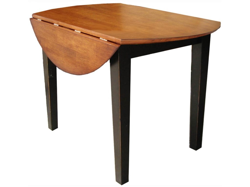 VFM Signature ArlingtonDrop Leaf Table
