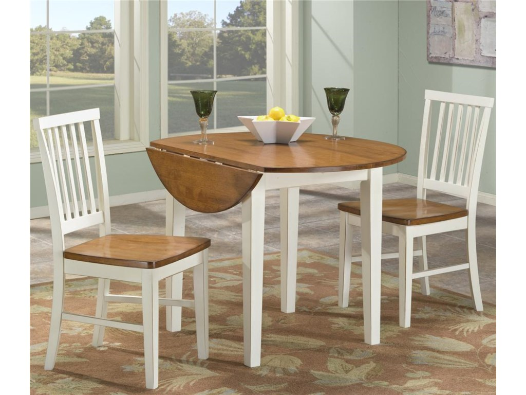 Intercon ArlingtonDrop Leaf Table