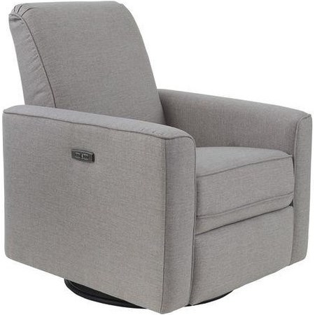 Power Glider Recliner with USB Charging