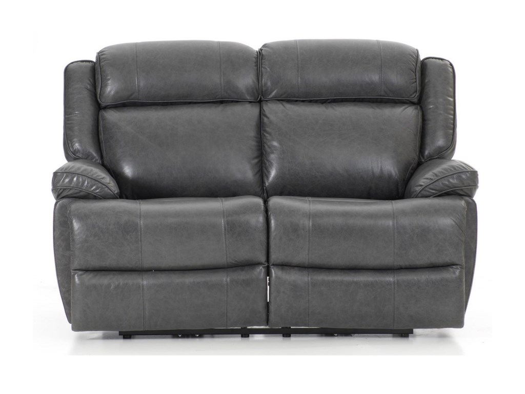 Intercon AvalonDual Power Reclining Loveseat