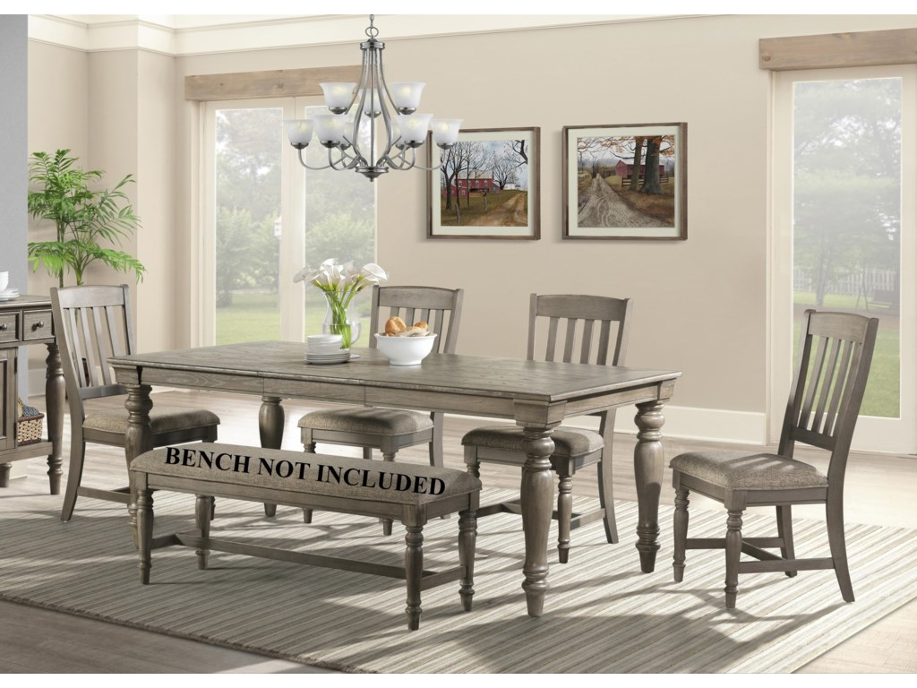 Intercon Balboa Park Table and Chair Set