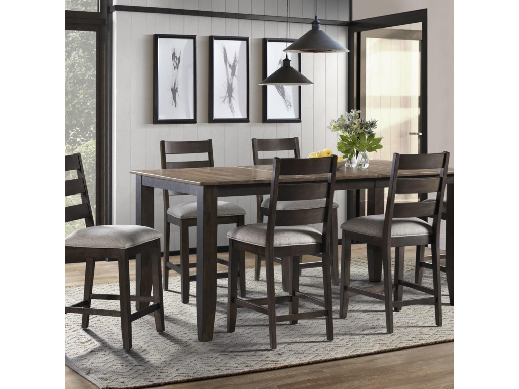 Intercon BeaconCounter Height Dining Table