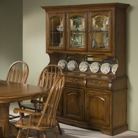 China Hutch and Buffet