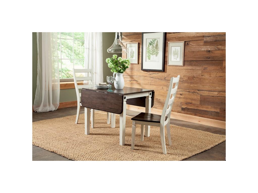 Belfort Select GlennwoodDrop Leaf Table
