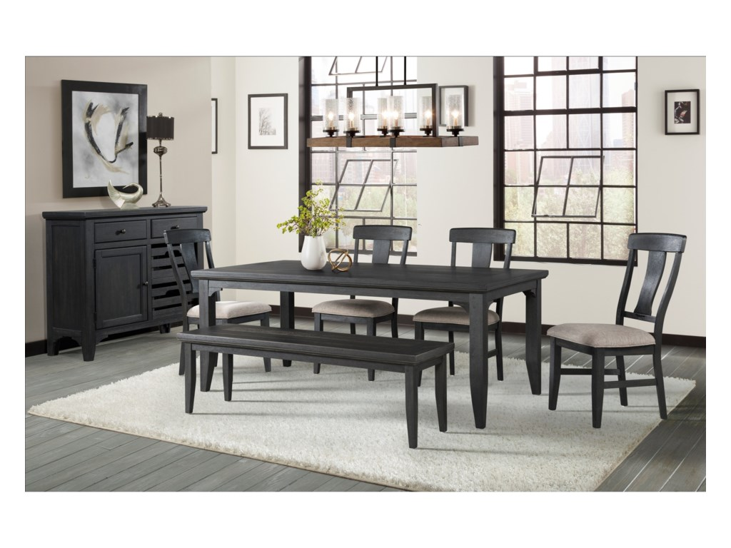 Intercon GroveCasual Dining Room Group