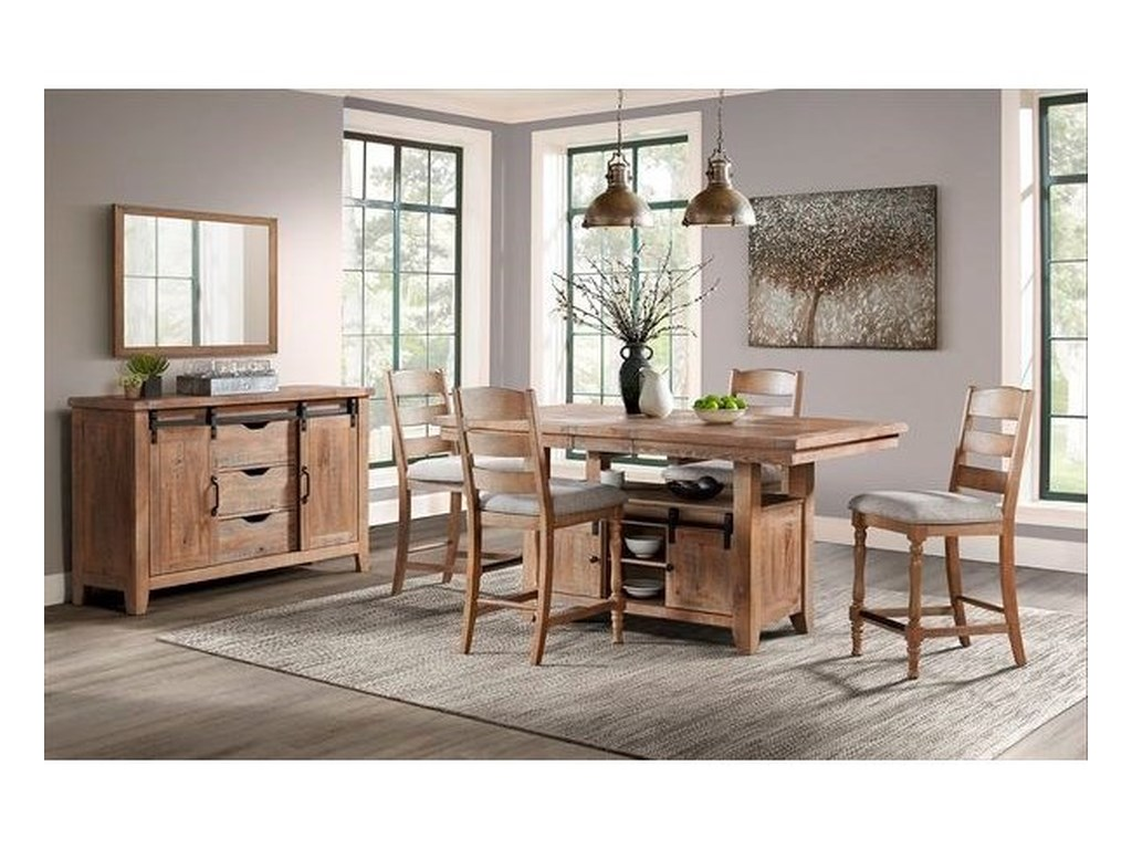 Intercon HighlandCasual Dining Room Group