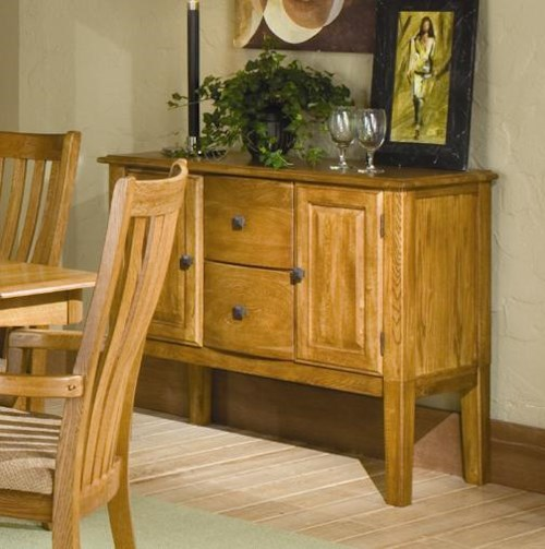 Intercon Highland Park  Dining Serving Table