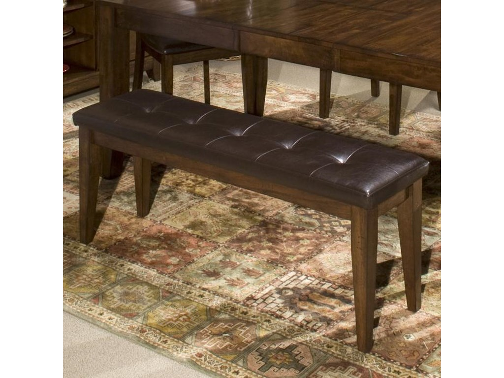Intercon KonaBackless Dining Bench