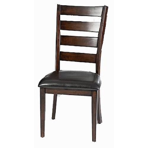 Belfort Select Cabin Creek Ladder Back Dinning Room Side Chairs