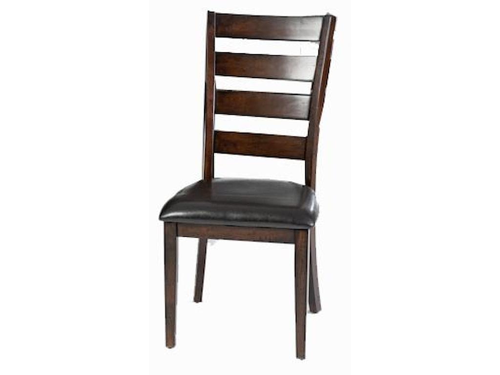 Intercon KonaLadder Back Side Chair
