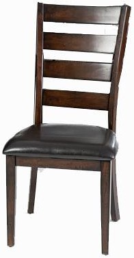 Intercon Kona Ladder Back Dinning Room Side Chairs