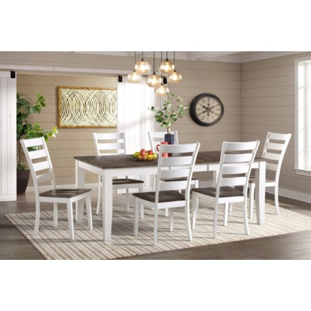 7-Piece Dining Room Set