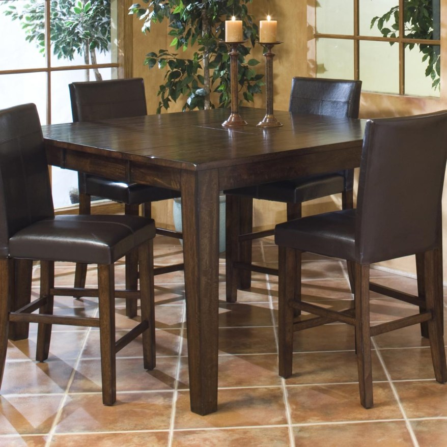 Dining Room Table With Butterfly Leaf