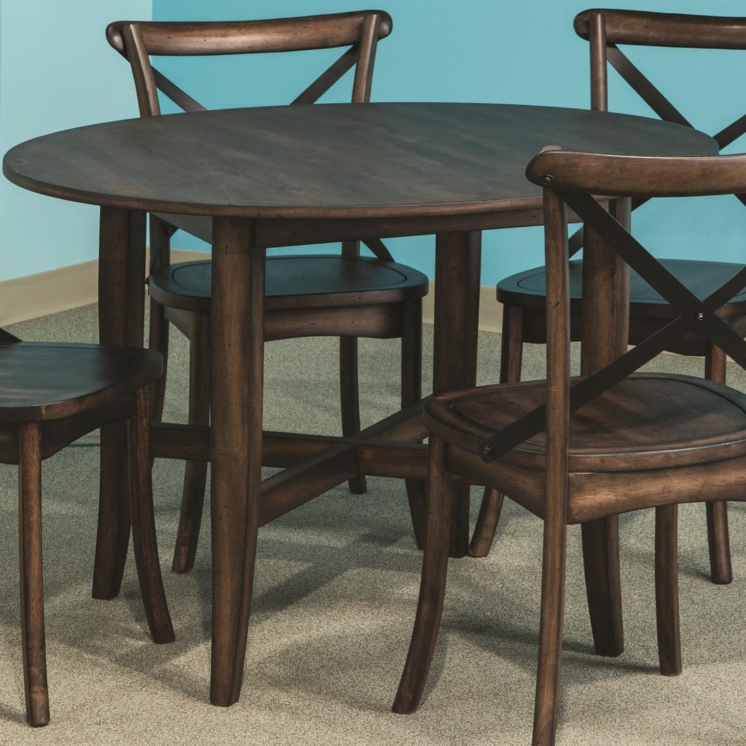 40 round dining table shabby chic round dining table intercon lindsay 40 40
