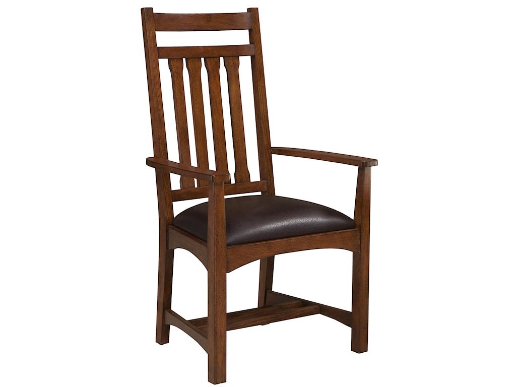 VFM Signature Oak ParkDining Arm Chair