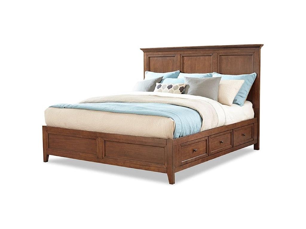 Inner Home TolsonQueen Storage Bed