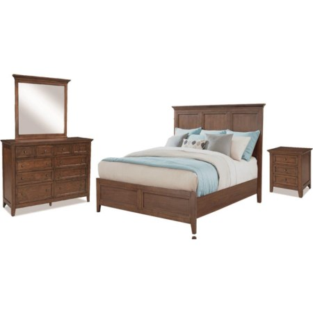 4 Piece Queen Bedroom