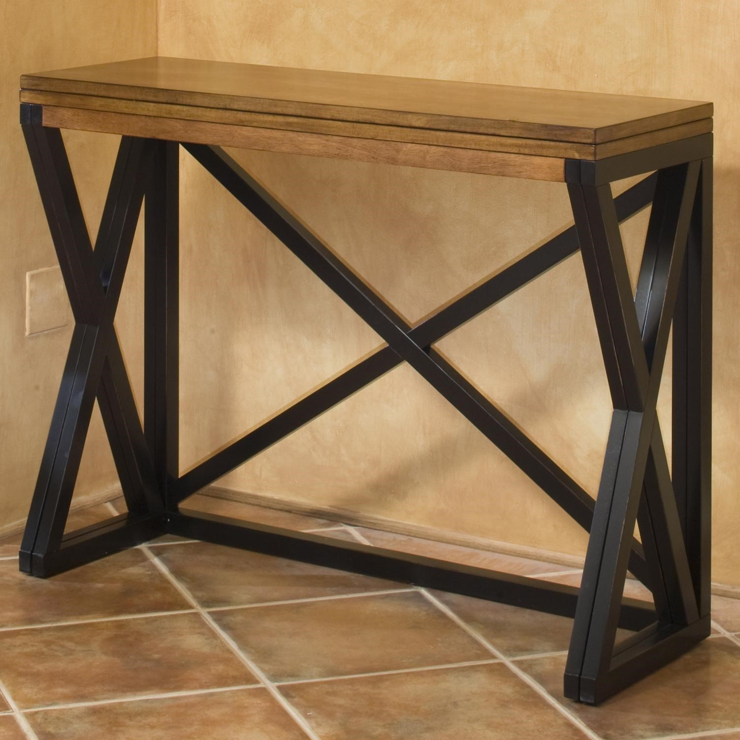 "Intercon Siena 48"" Flip Top Bar - Colder's Furniture and ..."