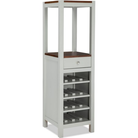 Vertical Wine Cabinet
