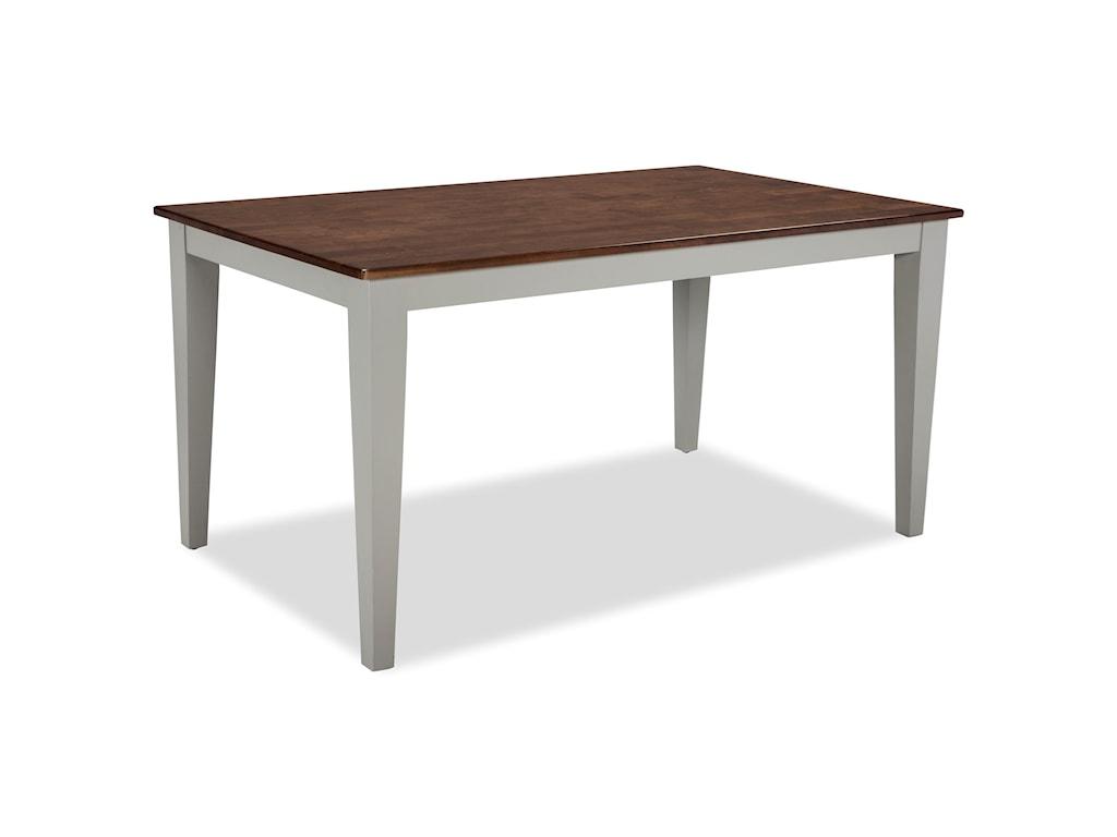 Intercon Small Erectangular Dining Table