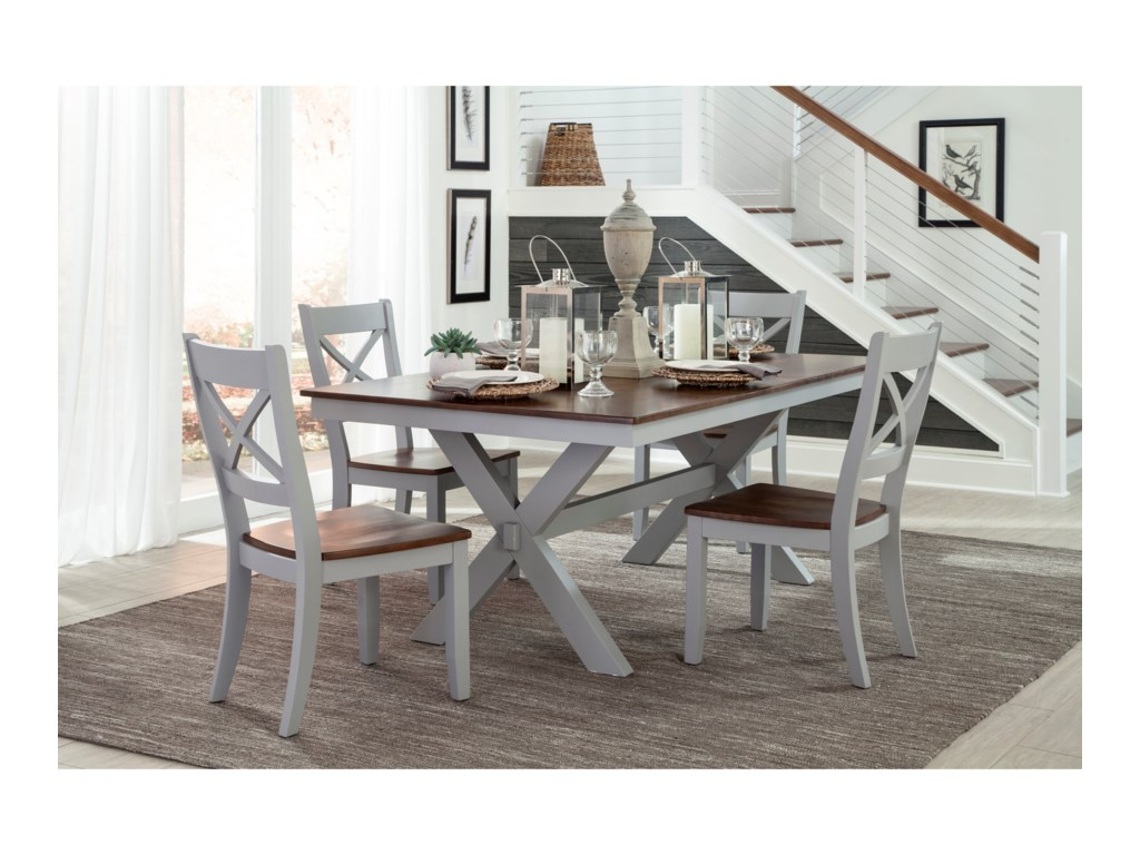 Intercon Small Space5 Piece Dining Set