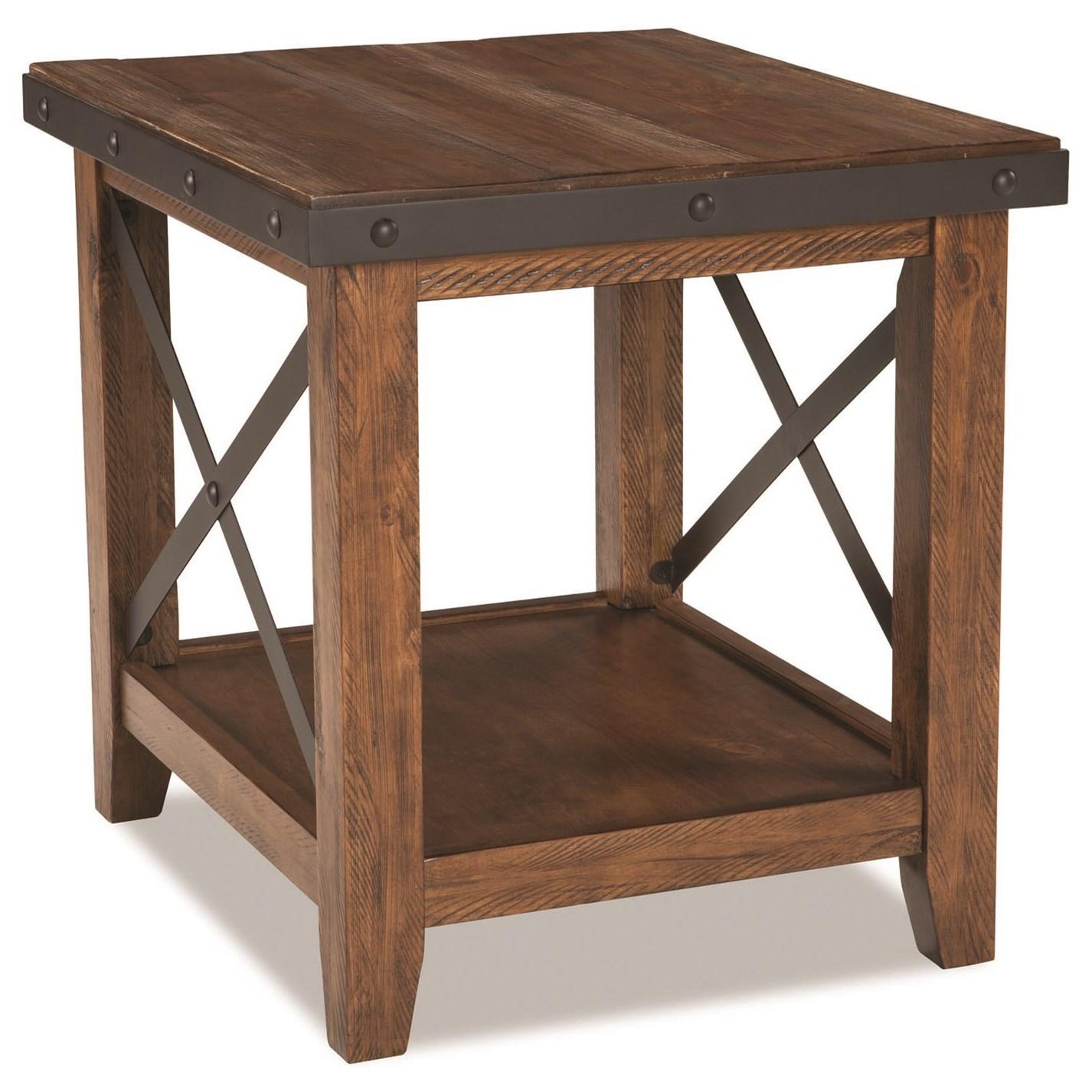 Incroyable Intercon TaosEnd Table ...