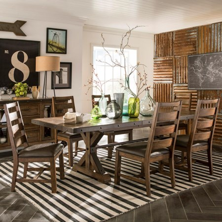 7 Pc. Dining Set