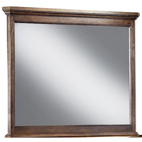 Intercon Telluride Landscape Dresser Mirror