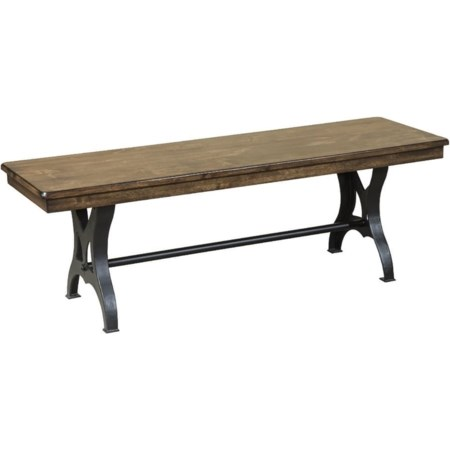 "54"" Backless Bench"
