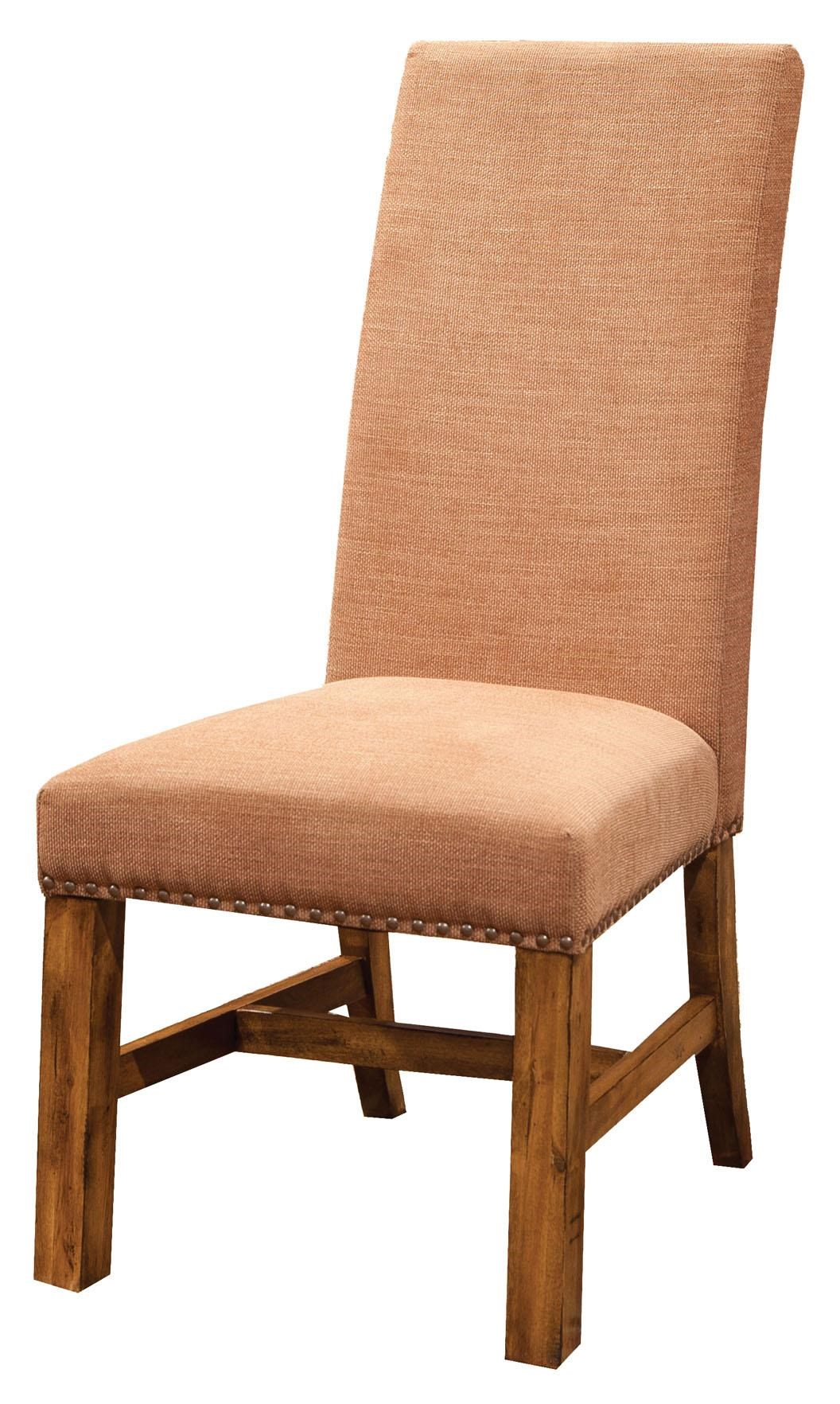 Intercon TimberlineParsons Side Chair