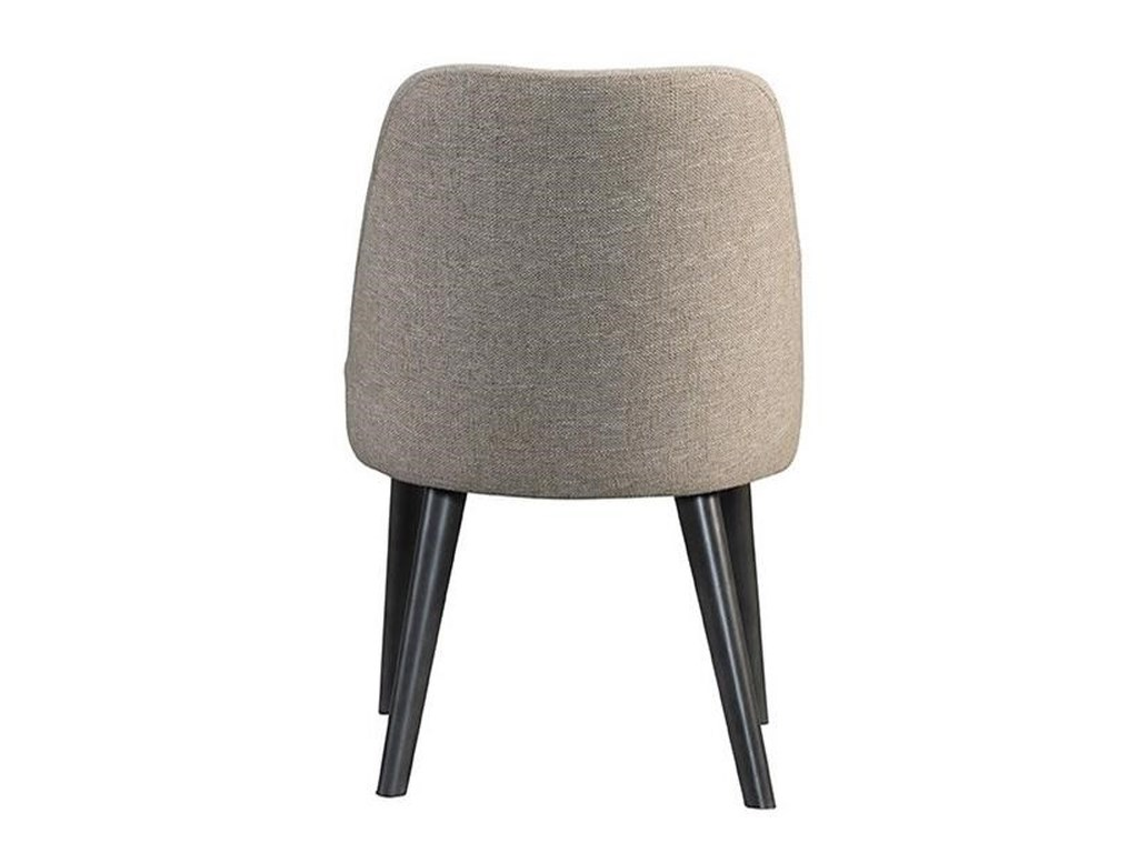 Intercon Urban Rustic Upholstered Side Chair