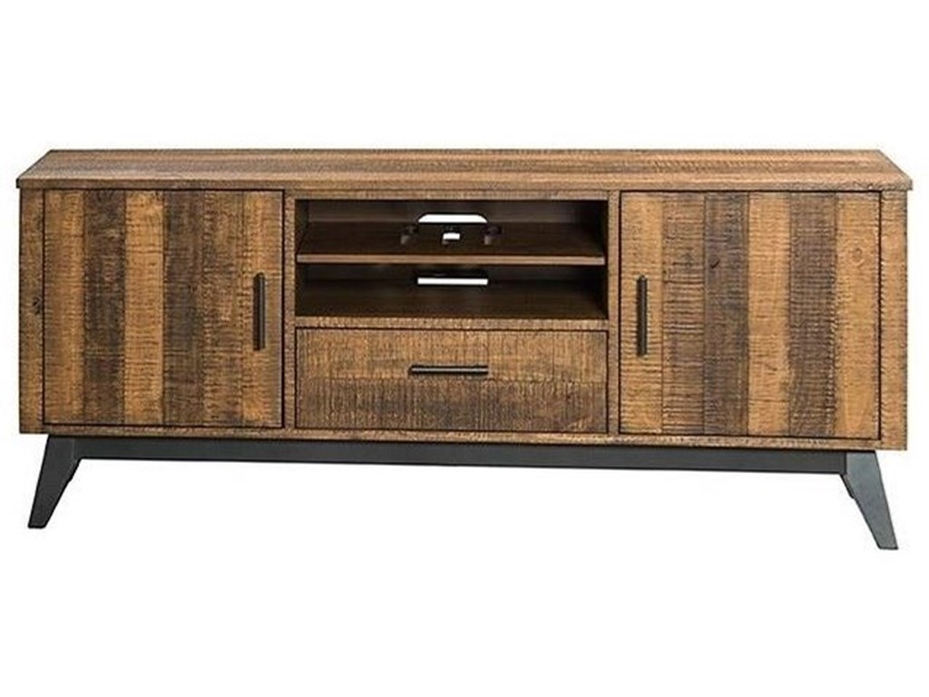 Intercon Urban Rustic TV Console