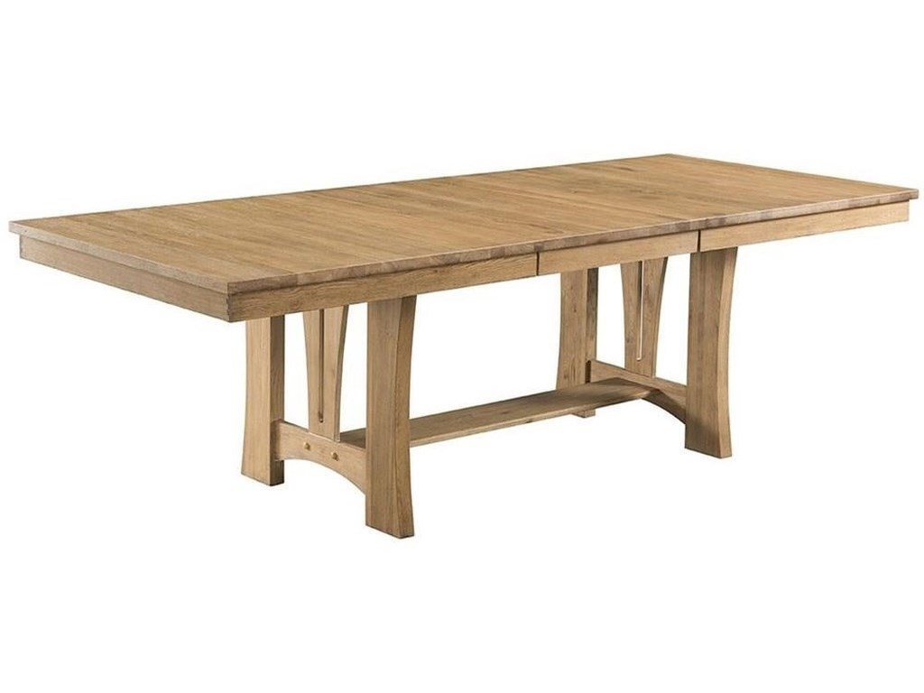 Intercon West End Bungalow Trestle Dining Table