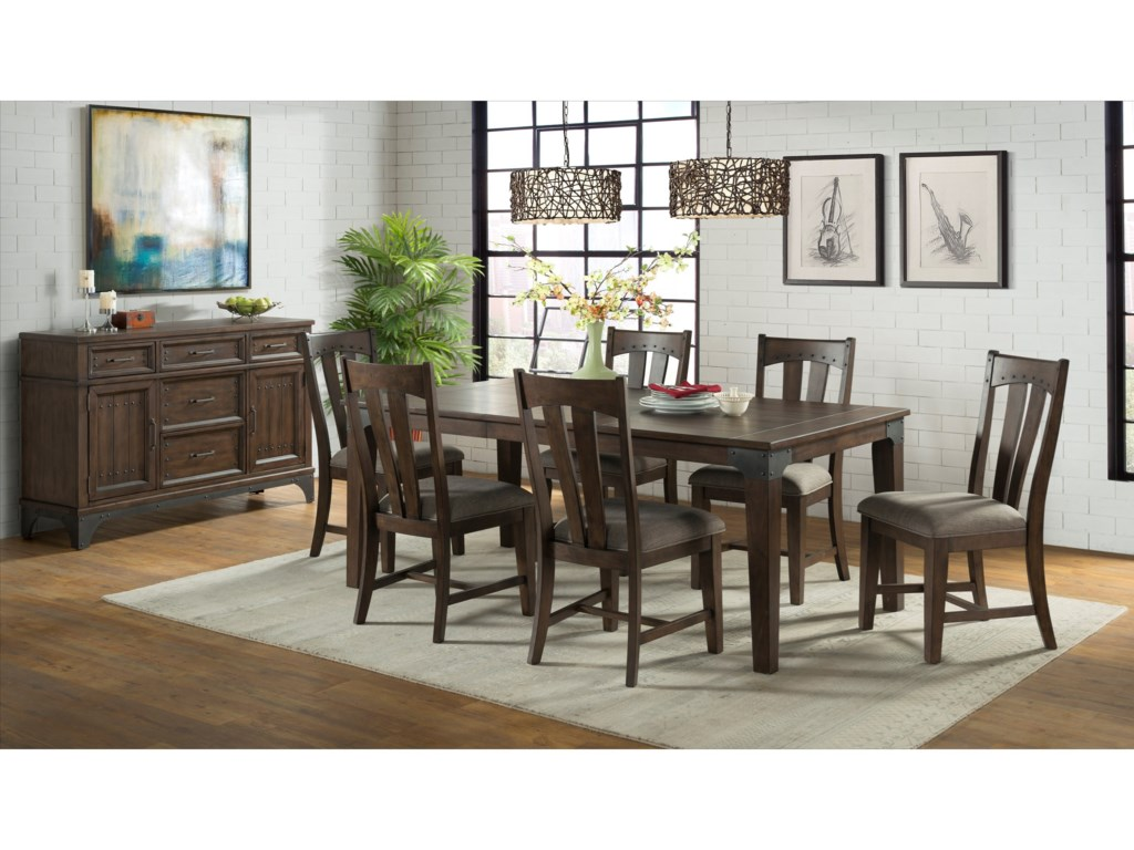 Intercon Whiskey River Dining Chair