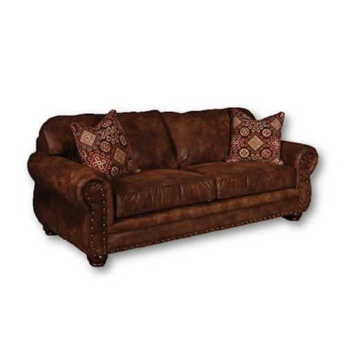 Intermountain Furniture Navajo Sofa Boulevard Home Furnishings Sofa