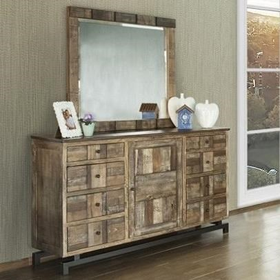 VFM Signature QueretaroDresser and Mirror