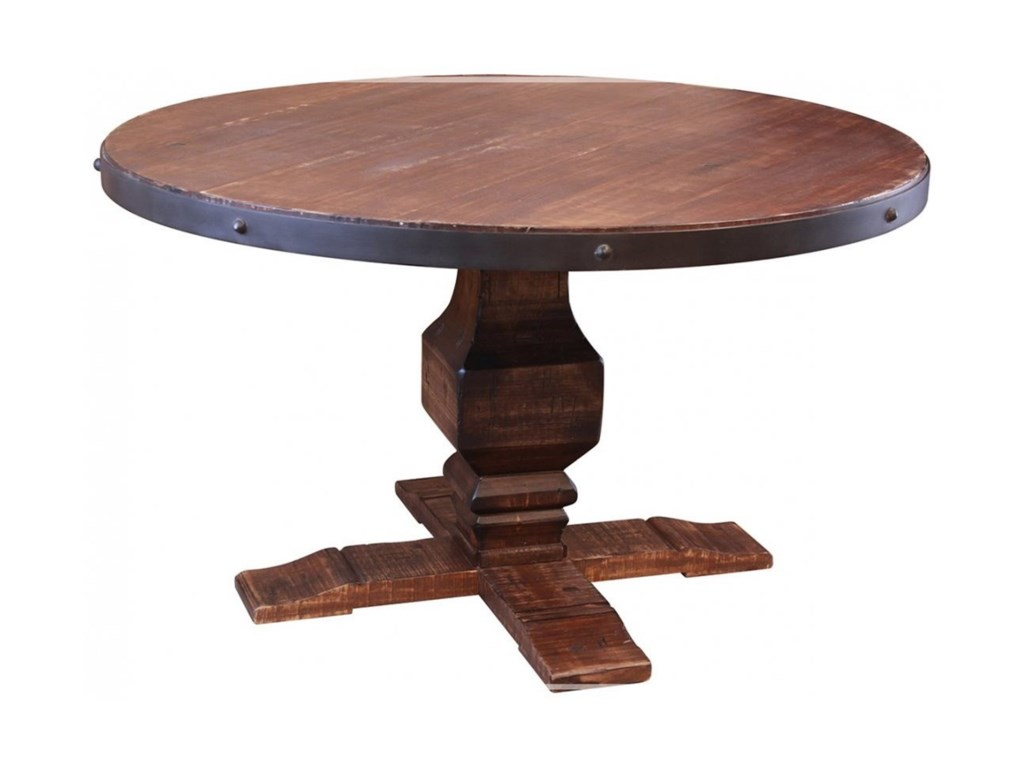 International Furniture Direct PuebloRound Table