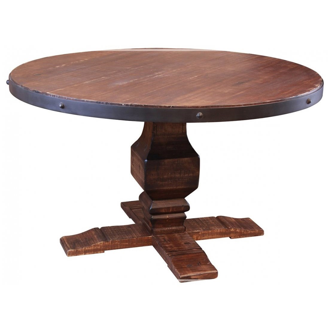 International Furniture Direct PuebloRound Table ...