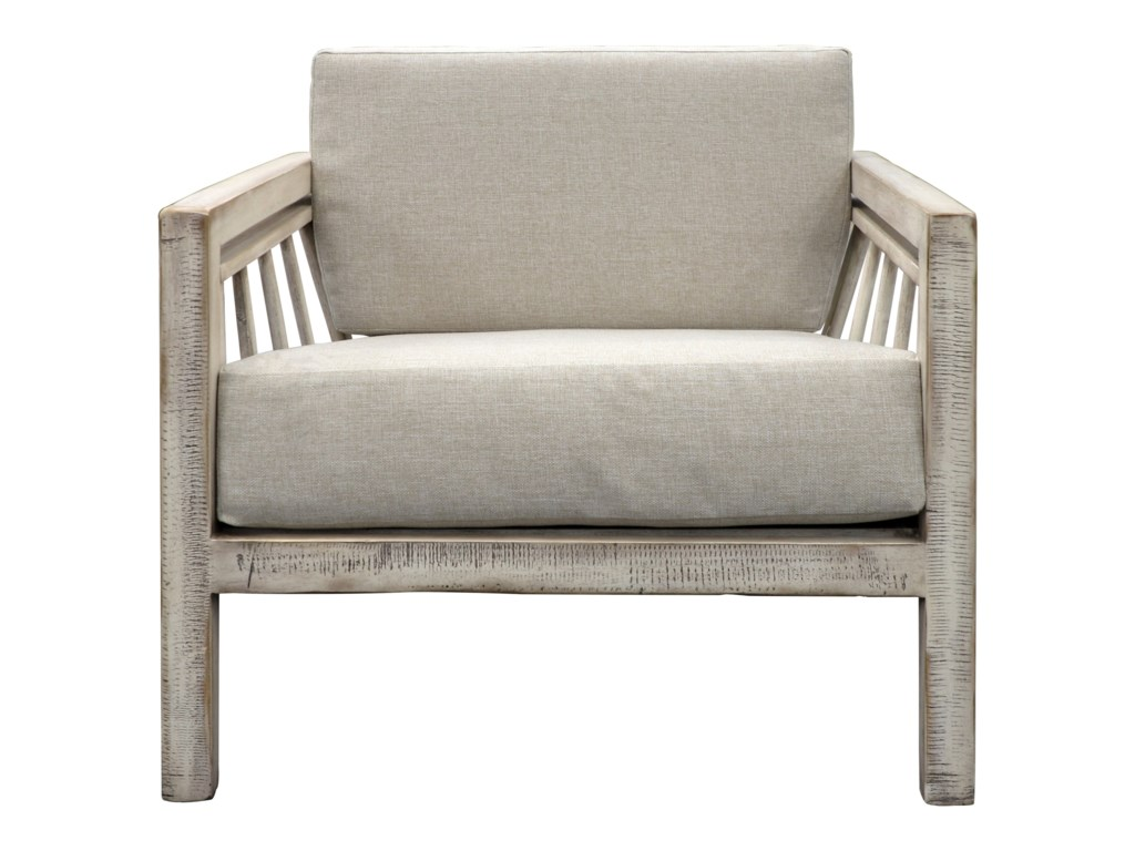 International Furniture Direct PuebloArm Chair