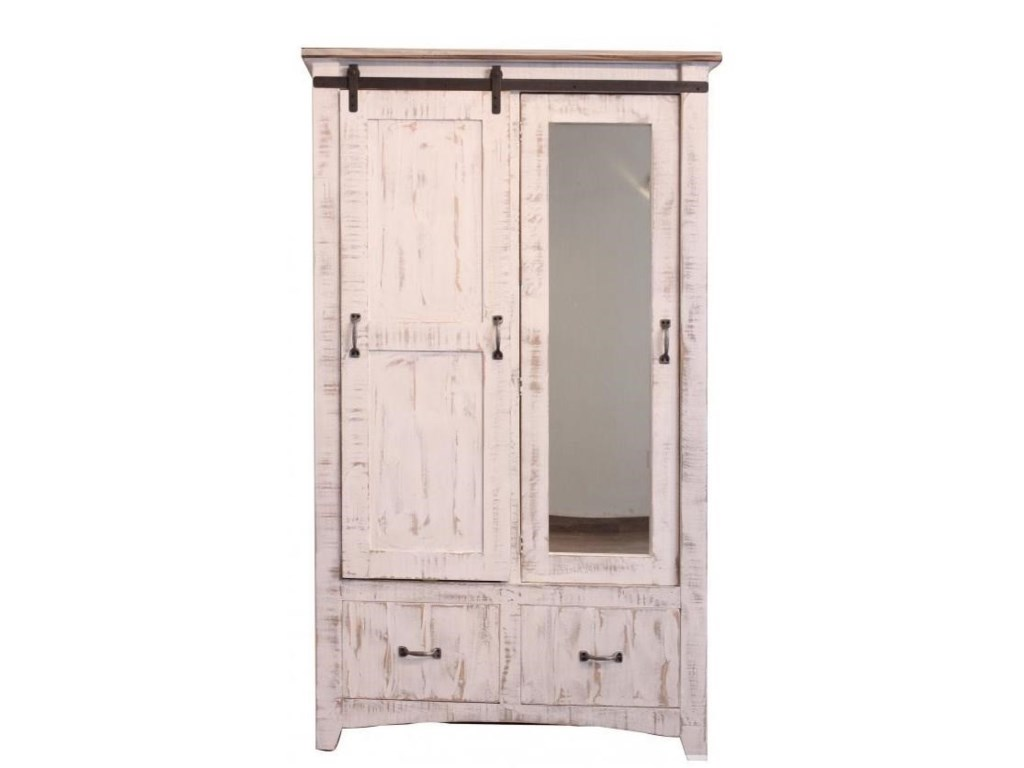 International Furniture Direct PuebloArmoire