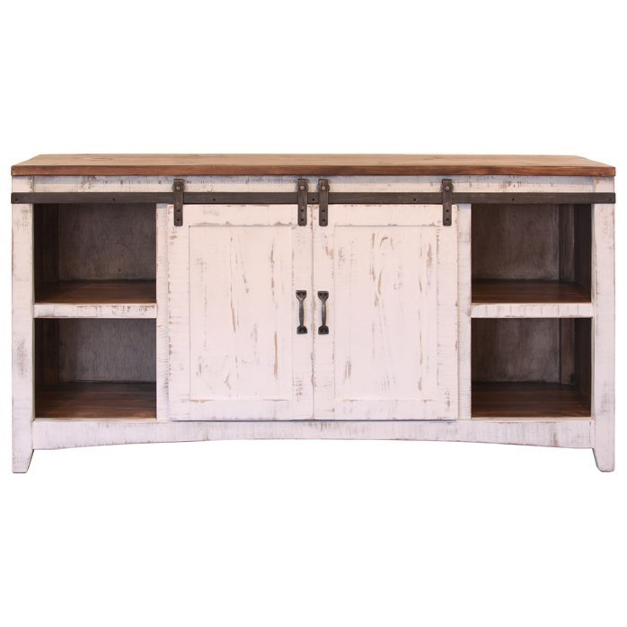 international furniture direct pueblo console table with sliding rh sadlers com Bookcases with Door Base 108 Bookcases with Door Base 108