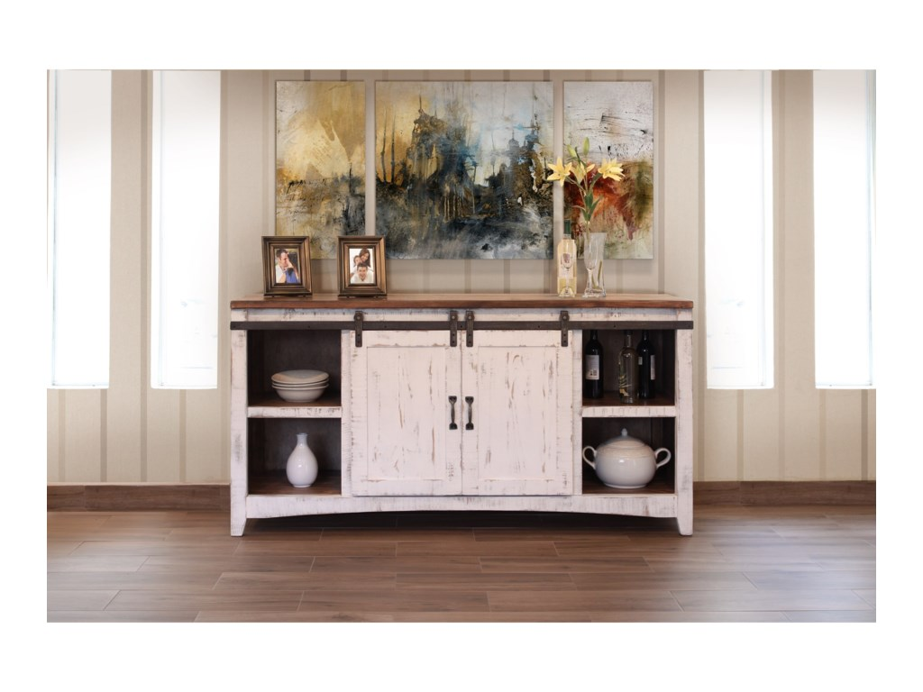 International Furniture Direct PuebloConsole Table